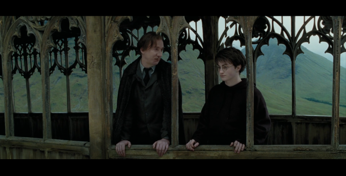 Bridge Sequence in Harry Potter and the Prisioner of Azkaban